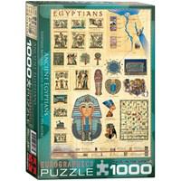 "Eurographics (6000-0083) - ""Ancient Egyptians"" - 1000 pieces puzzle"