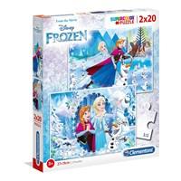 """Clementoni (07030) - """"Frozen"""" - 20 pieces puzzle"""