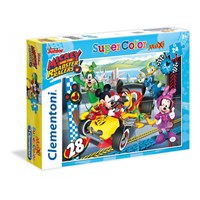 "Clementoni (24481) - ""Mickey"" - 24 pieces puzzle"