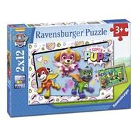 """Ravensburger (07613) - """"Paw Patrol"""" - 12 pieces puzzle"""