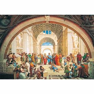 "Clementoni (31404) - Raphael: ""The School of Athens"" - 1000 pieces puzzle"