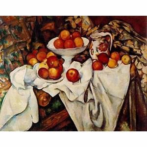 """D-Toys (66961-4) - Paul Cezanne: """"Apples and Oranges"""" - 1000 pieces puzzle"""