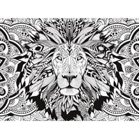 """Clementoni (35051) - """"Lion"""" - 500 pieces puzzle"""