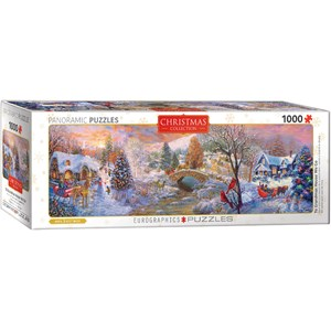 """Eurographics (6010-5331) - Nicky Boehme: """"To Grandma's House We Go"""" - 1000 pieces puzzle"""