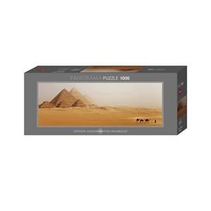 """Heye (29516) - Alexander von Humboldt: """"Pyramids"""" - 1000 pieces puzzle"""