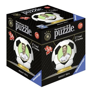 "Ravensburger (11932) - ""Mesut Özil, German Football Association Player"" - 54 pieces puzzle"