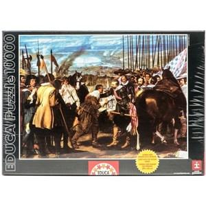 "Educa (13433) - Diego Velázquez: ""The Surrender of Breda"" - 10000 pieces puzzle"