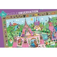 "Djeco (07556) - ""Princess"" - 54 pieces puzzle"