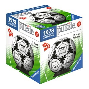 """Ravensburger (11937) - """"1978 Fifa World Cup"""" - 54 pieces puzzle"""
