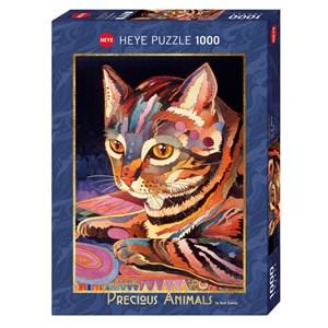 """Heye (29878) - Bob Coonts: """"So Cosy"""" - 1000 pieces puzzle"""