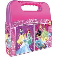 """Educa (17640) - """"Disney Princess Case"""" - 48 pieces puzzle"""