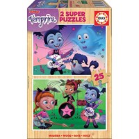 "Educa (18081) - ""Vampirina"" - 25 pieces puzzle"