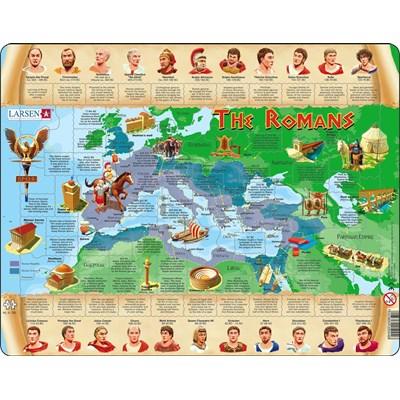"Larsen (HL4-GB) - ""The Romans"" - 110 pieces puzzle"