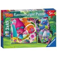"""Ravensburger (08055) - """"Trolls"""" - 49 pieces puzzle"""