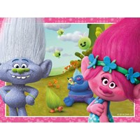 "Ravensburger (06972) - ""Trolls"" - 12 16 20 24 pieces puzzle"