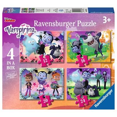 "Ravensburger (06973) - ""Vampirina"" - 12 16 20 24 pieces puzzle"