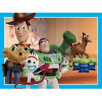 "Ravensburger (06833) - ""Toy Story 4"" - 12 16 20 24 pieces puzzle"