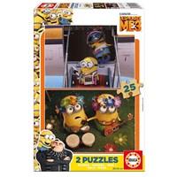 """Educa (17231) - """"Minions"""" - 25 pieces puzzle"""