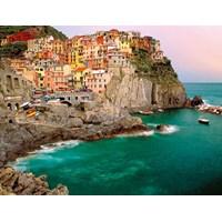 """Ravensburger (16615) - """"Cinque Terre, Italy"""" - 2000 pieces puzzle"""