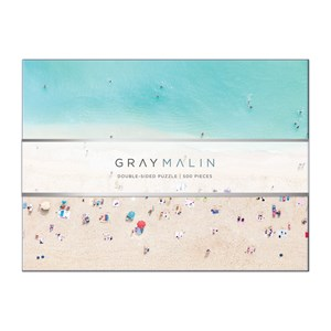 """Chronicle Books / Galison (9780735364059) - """"Gray Malin The Hawaii Beach"""" - 500 pieces puzzle"""