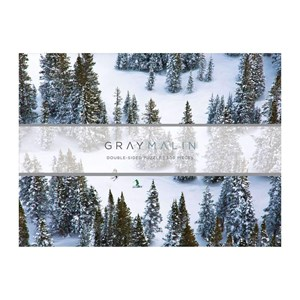 """Chronicle Books / Galison (9780735357228) - Gray Malin: """"The Snow"""" - 500 pieces puzzle"""
