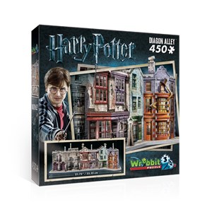 "Wrebbit (Wrebbit-Set-Harry-Potter-4) - ""Set Harry Potter"" - 3930 pieces puzzle"