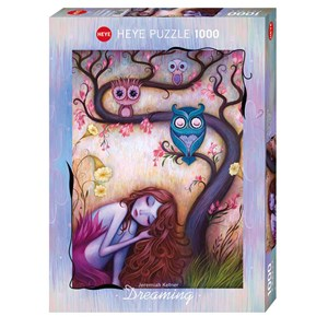 "Heye (29686) - Jeremiah Ketner: ""Wishing Tree"" - 1000 pieces puzzle"