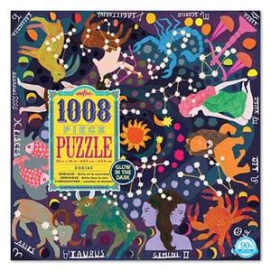 """eeBoo (PZTZOD) - Monika Forsberg: """"Zodiac"""" - 1000 pieces puzzle"""