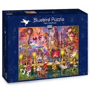 "Bluebird Puzzle (70251) - Ciro Marchetti: ""Magic Circus Parade"" - 6000 pieces puzzle"