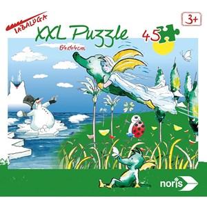 "Noris (606031701) - ""Tabaluga"" - 45 pieces puzzle"