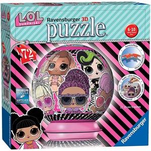 """Ravensburger (11162) - """"LOL Surprise"""" - 72 pieces puzzle"""