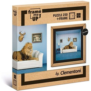 "Clementoni (38500) - ""The Master of the house"" - 250 pieces puzzle"