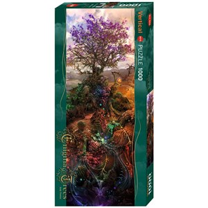 "Heye (29910) - Andy Thomas: ""Magnesium Tree"" - 1000 pieces puzzle"