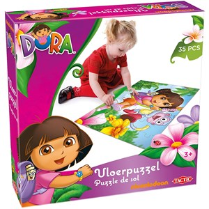 "Tactic (41064) - ""Dora"" - 35 pieces puzzle"