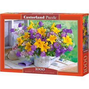 """Castorland (C-104642) - """"Flowers & Garden"""" - 1000 pieces puzzle"""