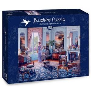 "Bluebird Puzzle (70335) - John O'Brien: ""Romantic Reminiscence"" - 1000 pieces puzzle"