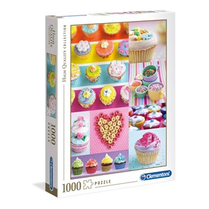 """Clementoni (39419) - """"Sweet Donuts"""" - 1000 pieces puzzle"""
