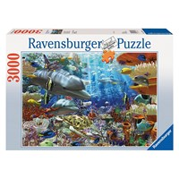 "Ravensburger (17027) - David Penfound: ""Oceanic Wonders"" - 3000 pieces puzzle"