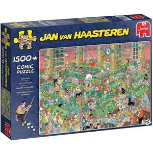 """Jumbo (20026) - Jan van Haasteren: """"Chalk Up!"""" - 1500 pieces puzzle"""