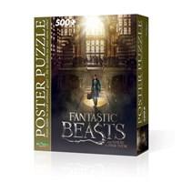 "Wrebbit (WPP-5005) - ""Fantastic Beasts: Macusa"" - 500 pieces puzzle"