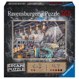 """Ravensburger (16531) - """"ESCAPE Toy Factory"""" - 386 pieces puzzle"""