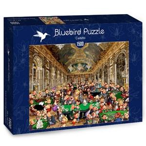 "Bluebird Puzzle (70263) - François Ruyer: ""Casino"" - 1500 pieces puzzle"
