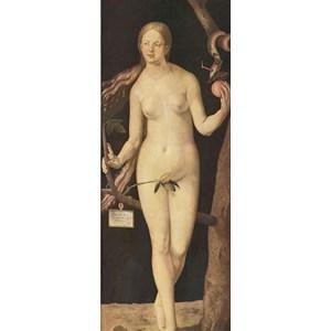 """Impronte Edizioni (153) - Albrecht Dürer: """"Eve"""" - 1000 pieces puzzle"""