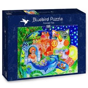 "Bluebird Puzzle (70411) - Oxana Zaika: ""Russian Tale"" - 1500 pieces puzzle"
