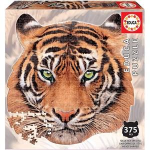 """Educa (18475) - """"Tiger Face"""" - 375 pieces puzzle"""