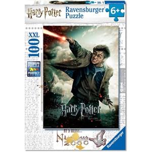 """Ravensburger (12869) - """"Harry Potter"""" - 100 pieces puzzle"""