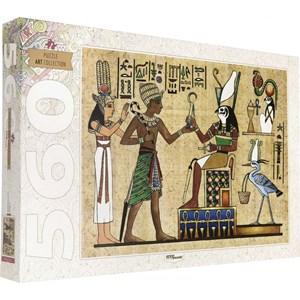 """Step Puzzle (78110) - """"Papyrus"""" - 560 pieces puzzle"""