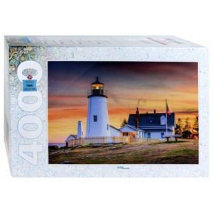 """Step Puzzle (85412) - """"Lighthouse"""" - 4000 pieces puzzle"""