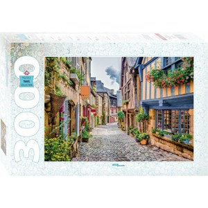 """Step Puzzle (85016) - """"Old Street in Italy"""" - 3000 pieces puzzle"""