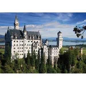 """D-Toys (75307) - """"Neuschwanstein Castle"""" - 500 pieces puzzle"""